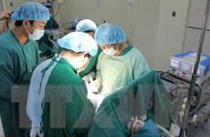 Nha sỹ làm rơi mũi khoan dài 3cm vào miệng bệnh nhân khi làm răng