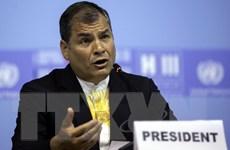 Tổng thống Ecuador thừa nhận khó khăn của cánh tả Mỹ Latinh