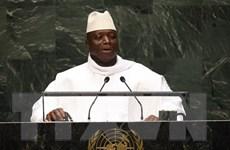 Gambia: Tổng thống Jammeh tuyên bố không công nhận kết quả bầu cử