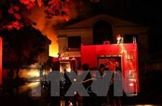 TP. HCM: Hỏa hoạn trong đêm làm 6 người chết, 4 người bị thương