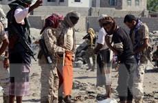 IS thừa nhận thực hiện vụ đánh bom liều chết tại Yemen