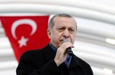 Thổ Nhĩ Kỳ điều tra hàng nghìn người sử dụng mạng xã hội