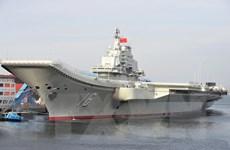 Nhật Bản, Đài Loan theo dõi chặt chẽ tàu sân bay của Trung Quốc