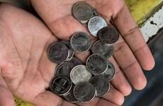 Venezuela đón những đồng tiền xu mới lưu hành đầu tiên
