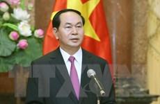 Chủ tịch nước: Tin tưởng vào sự đồng lòng, quyết tâm của toàn dân tộc