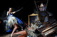 Những show diễn thời trang đáng nhớ của thế giới trong năm 2016