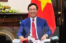 Bộ trưởng Ngoại giao: Việt Nam kiên trì phương châm đa phương hóa
