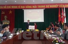 Trung Quốc hỗ trợ người dân vùng lũ miền Trung 100.000 USD