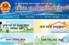 Hà Nội cung cấp thông tin trực tuyến về chỉ số chất lượng không khí