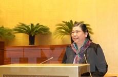 Đảng bộ cơ quan Văn phòng Quốc hội triển khai nhiệm vụ năm 2017
