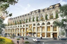 Hà Nội khởi công xây dựng khách sạn 6 sao cạnh Hồ Gươm