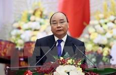 Thủ tướng Nguyễn Xuân Phúc tham dự hội nghị Davos trong ngày 18/1