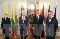 Mỹ ký thỏa thuận quân sự với 3 nước Baltic để răn đe Nga