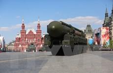 Nga tập trận với hệ thống tên lửa di động Yars có tầm bắn 11.000km