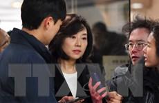 Bộ trưởng Văn hóa Hàn Quốc Jo Yoon-son từ chức sau khi bị bắt