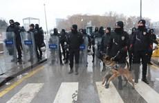 Liên tiếp xảy ra các vụ tấn công nhằm vào cảnh sát tại Thổ Nhĩ Kỳ