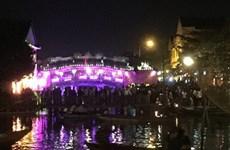 """Di sản Văn hóa Thế giới rực rỡ với Lễ hội ánh sáng """"Sắc màu Hội An"""""""