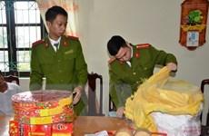 Lang Sơn: Bắt quả tang vụ vận chuyển pháo nổ trong đêm 30 Tết
