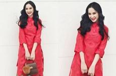 Mãn nhãn với thời trang diện Tết Nguyên Đán của dàn mỹ nhân Việt