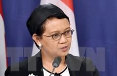 Indonesia và Singapore tăng cường hợp tác hàng hải, an ninh