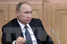 Tổng thống Nga Putin cách chức 16 tướng lĩnh chưa rõ nguyên nhân
