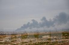 Thổ Nhĩ Kỳ tiêu diệt hàng chục tay súng khủng bố IS tại Syria