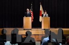 Mỹ-Nhật bàn về tranh chấp Biển Đông và mối đe dọa hạt nhân Triều Tiên