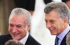 Argentina-Brazil bàn cách đối phó chính sách bảo hộ thị trường của Mỹ
