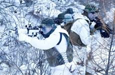 Hàn-Mỹ áp dụng Kế hoạch tác chiến 4D trong diễn tập quân sự chung