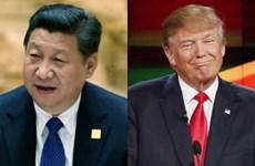 Ông Donald Trump đã nói gì với ông Tập Cận Bình trong cuộc điện đàm?