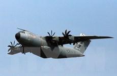 """Chỉ 1 trong 8 """"siêu máy bay"""" Airbus A400M của Đức sẵn sàng hoạt động"""