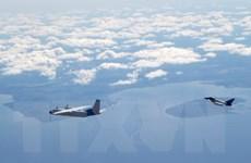 Hai máy bay ném bom của Nga tiếp cận không phận Anh