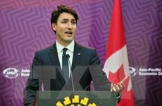 Thủ tướng Canada Justin Trudeau ấn định lịch thăm chính thức Mỹ