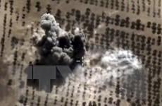 Nga đang sử dụng không phận Iran để không kích tại Syria