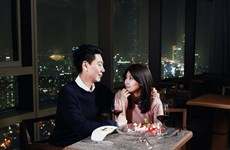 Hàn Quốc: Những người chưa kết hôn chi bao nhiêu cho Valentine?