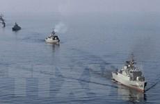 Iran hoàn tất việc xây dựng căn cứ hải quân mới trên vịnh Oman