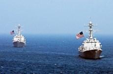 Mỹ chuẩn bị hành động mới thách thức Trung Quốc ở Biển Đông