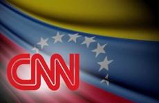CNN đang tiến hành cuộc chiến truyền thông chống Venezuela?