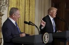 """Ông Trump chấp nhận """"một nhà nước"""" cho xung đột Israel-Palestine"""