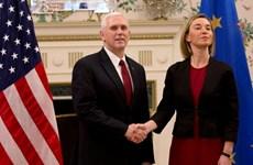 """Chính quyền Donald Trump đang làm """"sâu sắc hơn"""" quan hệ Mỹ-EU"""