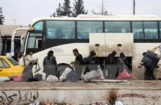 CIA tạm dừng viện trợ dành cho phe nổi dậy tại Tây Bắc Syria