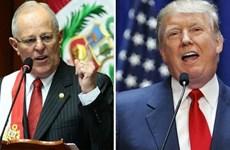 Tổng thống Mỹ Donald Trump sẽ gặp người đồng cấp Peru tại Nhà Trắng