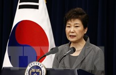 Các công tố viên tìm cách bắt giữ trợ lý của Tổng thống Park Geun-hye