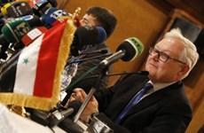 Thứ trưởng Sergey Ryabkov: Quan hệ Nga-Mỹ đang ở ngã ba đường