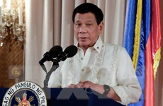 Tổng thống Rodrigo Duterte ký Hiệp định Paris chống biến đổi khí hậu