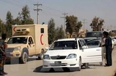 Phiến quân Taliban tuyên bố tấn công các cơ quan an ninh ở Afghanistan