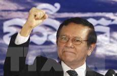 Campuchia: Ông Kem Sokha chính thức trở thành Chủ tịch CNPR