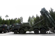 Đức hoãn hợp đồng xây dựng hệ thống phòng thủ tên lửa mới