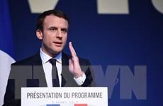 Bầu cử Pháp: Ứng cử viên Macron tuyên bố sẽ bảo vệ tầng lớp trung lưu