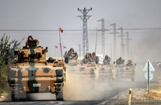 Syria kêu gọi Liên hợp quốc gây sức ép buộc Thổ Nhĩ Kỳ rút quân